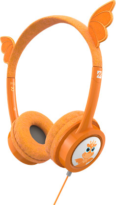 iFrogz Little Rockers Headphones - Dragon