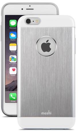 Moshi iGlaze Armour (iPhone 6(S) Plus) - Guld