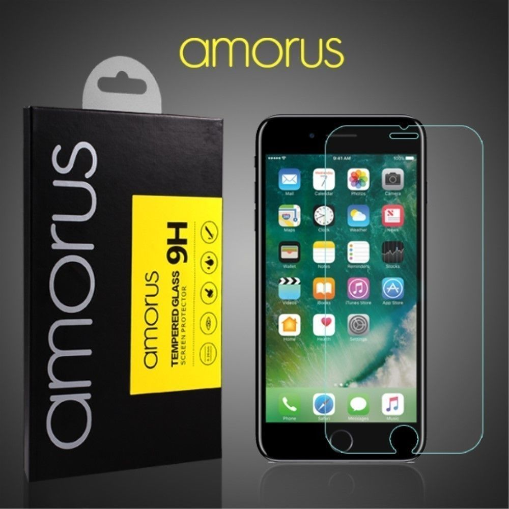 Amorus Tempered Glass Arc Edge (iPhone 8/7 Plus)