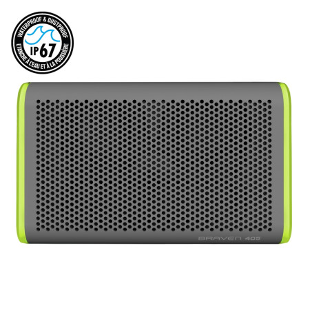 Braven 405 Active Bluetooth Speaker - Röd/grå