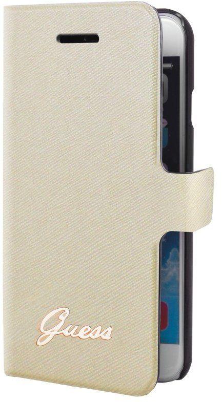 Guess Tori Booklet Case (iPhone 6/6S) – Svart
