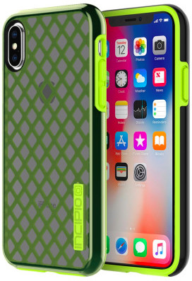 Incipio DualPro Sport (iPhone X/Xs) - Lime/grå