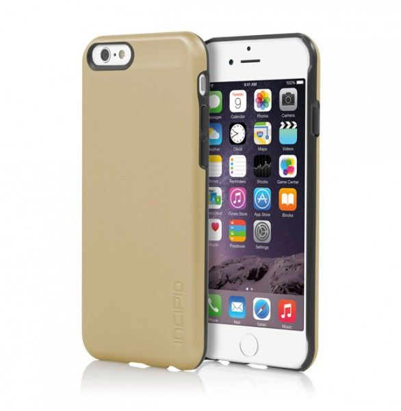 Incipio Feather Shine (iPhone 6) - guld
