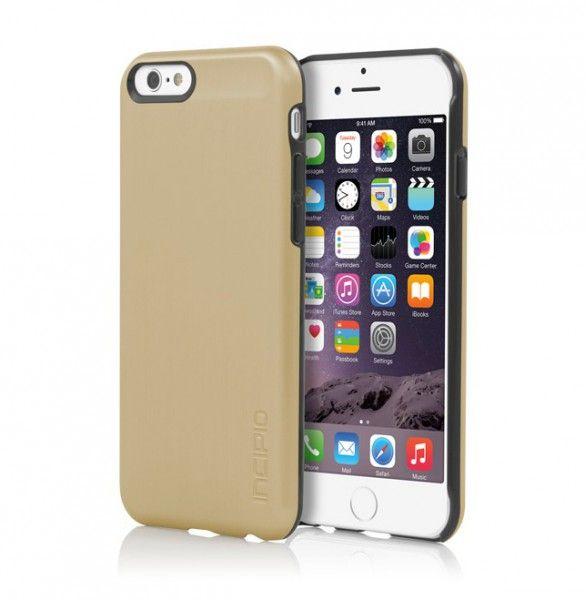 Incipio Feather Shine (iPhone 6/6S) - Guld