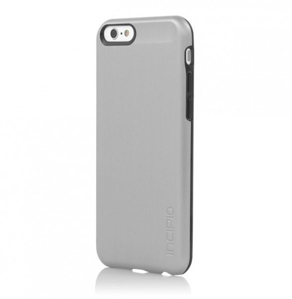 Incipio Feather Shine (iPhone 6) - silver