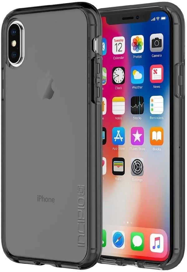 Incipio Octane Pure Case (iPhone X/Xs) - Svart