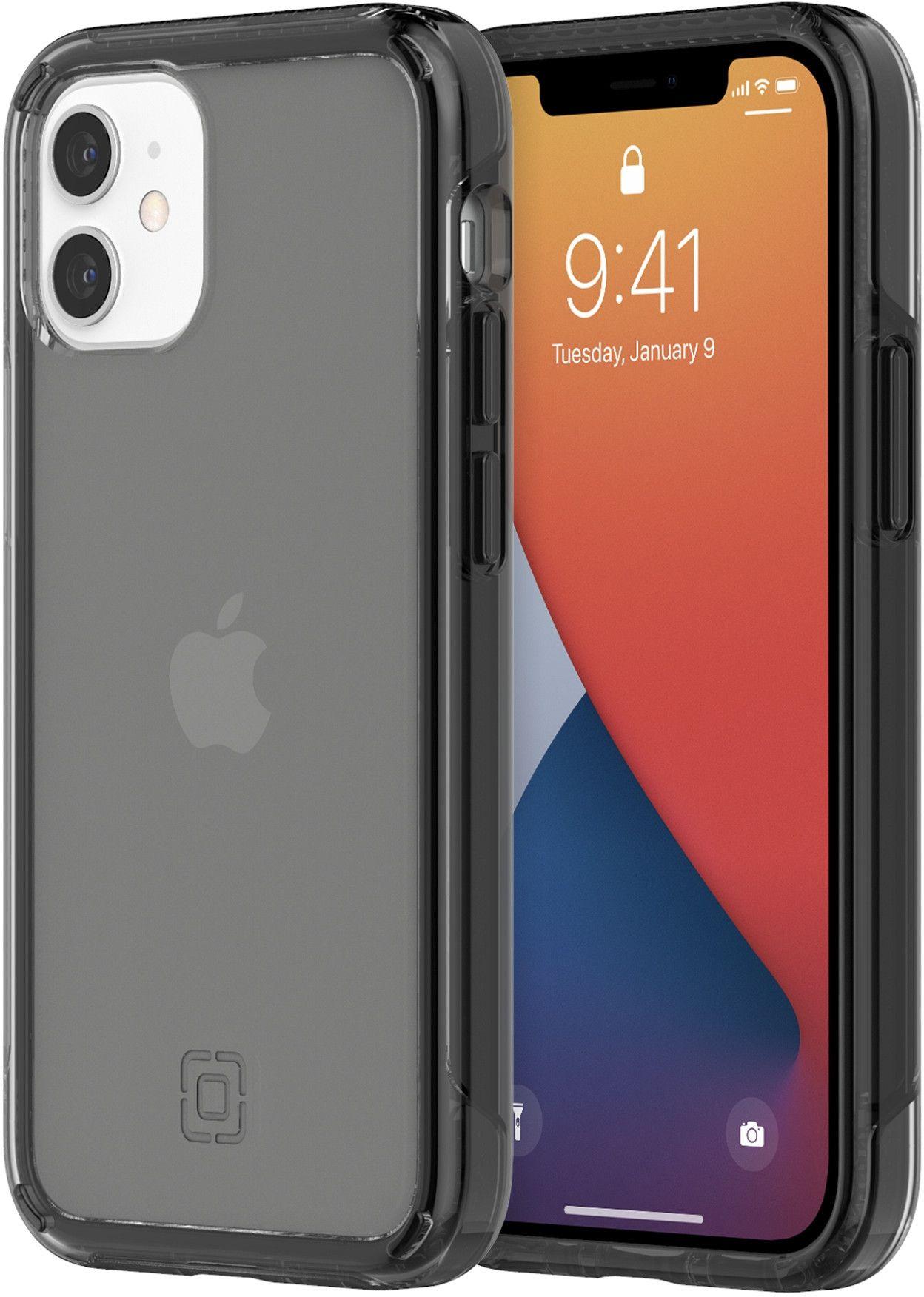Incipio Slim Case (iPhone 12 mini) - Svart