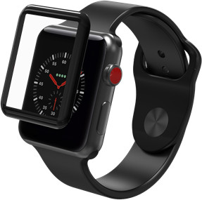 Invisible Shield Curve Elite (Apple Watch S3 38 mm)