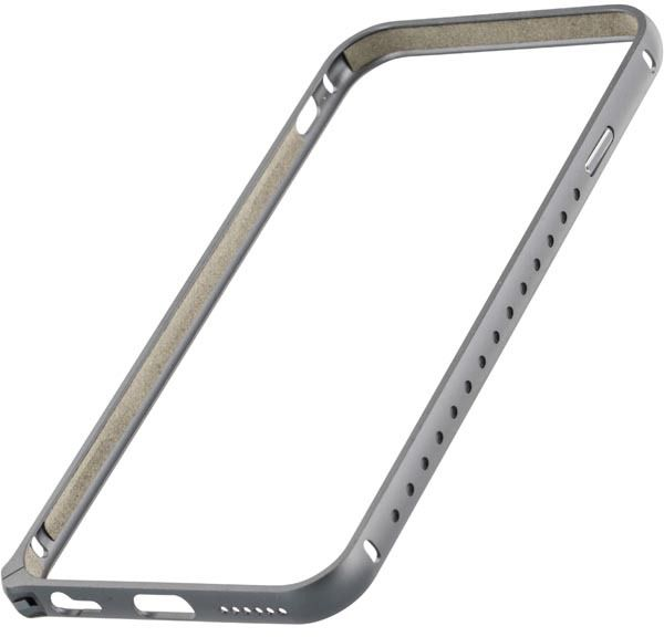 Streetz Aluminium Bumper (iPhone 6) – Guld
