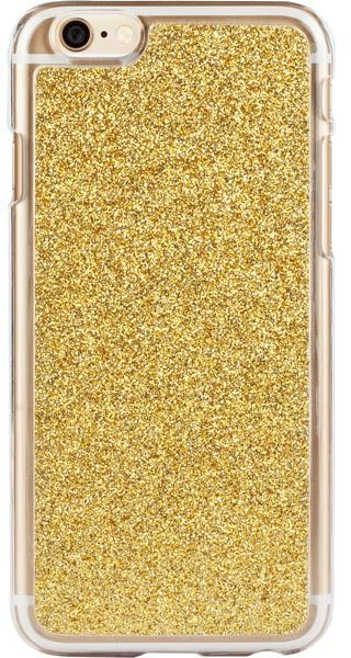iDeal of Sweden HardCover+ Glitter (iPhone 6/6S) – Ljusrosa