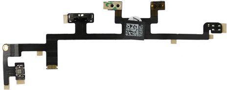 Flexkabel till ström-, volym- och muteknapp (iPad 3 & 4)