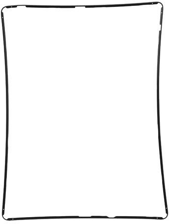 Ram Reservdel (iPad 3 & 4) - Svart