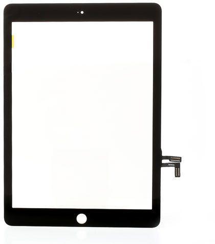 Ytterglas med Digitizer (iPad Air) - Svart
