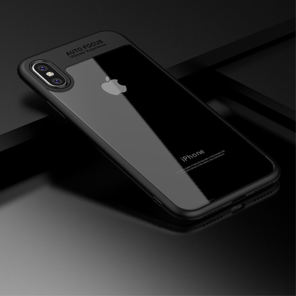 iPaky Clear Hybrid Case (iPhone X/Xs)