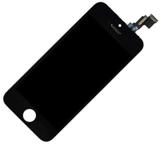 iPhone 5C Ytterglas med LCD