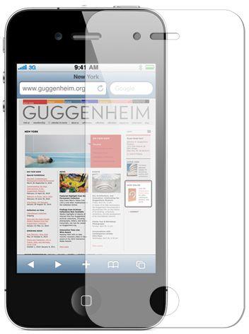 Displayfilm (iPhone 4/4S)