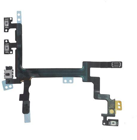 Flexkabel till ström-, volym- och muteknapp (iPhone 5)