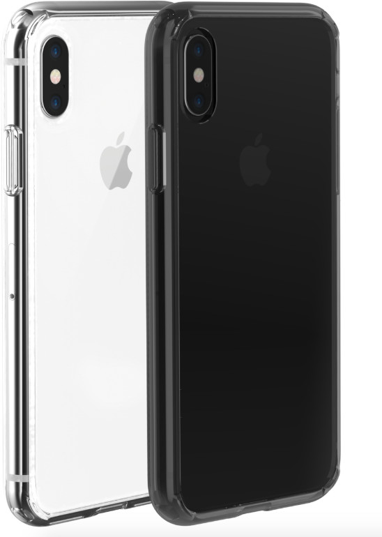 Just Mobile TENC Air (iPhone X/Xs) - Transparent