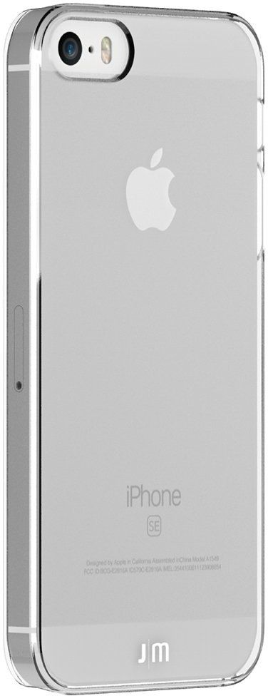 Just Mobile TENC Case (iPhone 5/5S/SE) - matt transparent