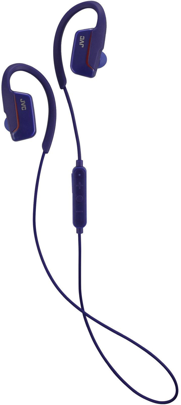 JVC HA-EC30BT Wireless Sport - Gul