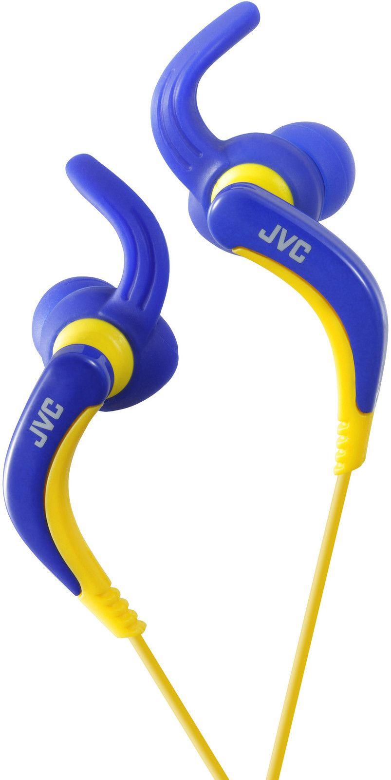 JVC HA-ETX30 Sport - Blå