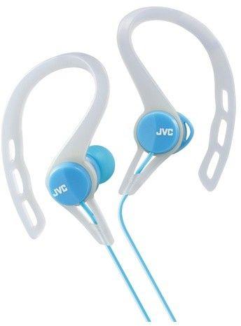 JVC HA-EXC20 Sport - Blå/grå