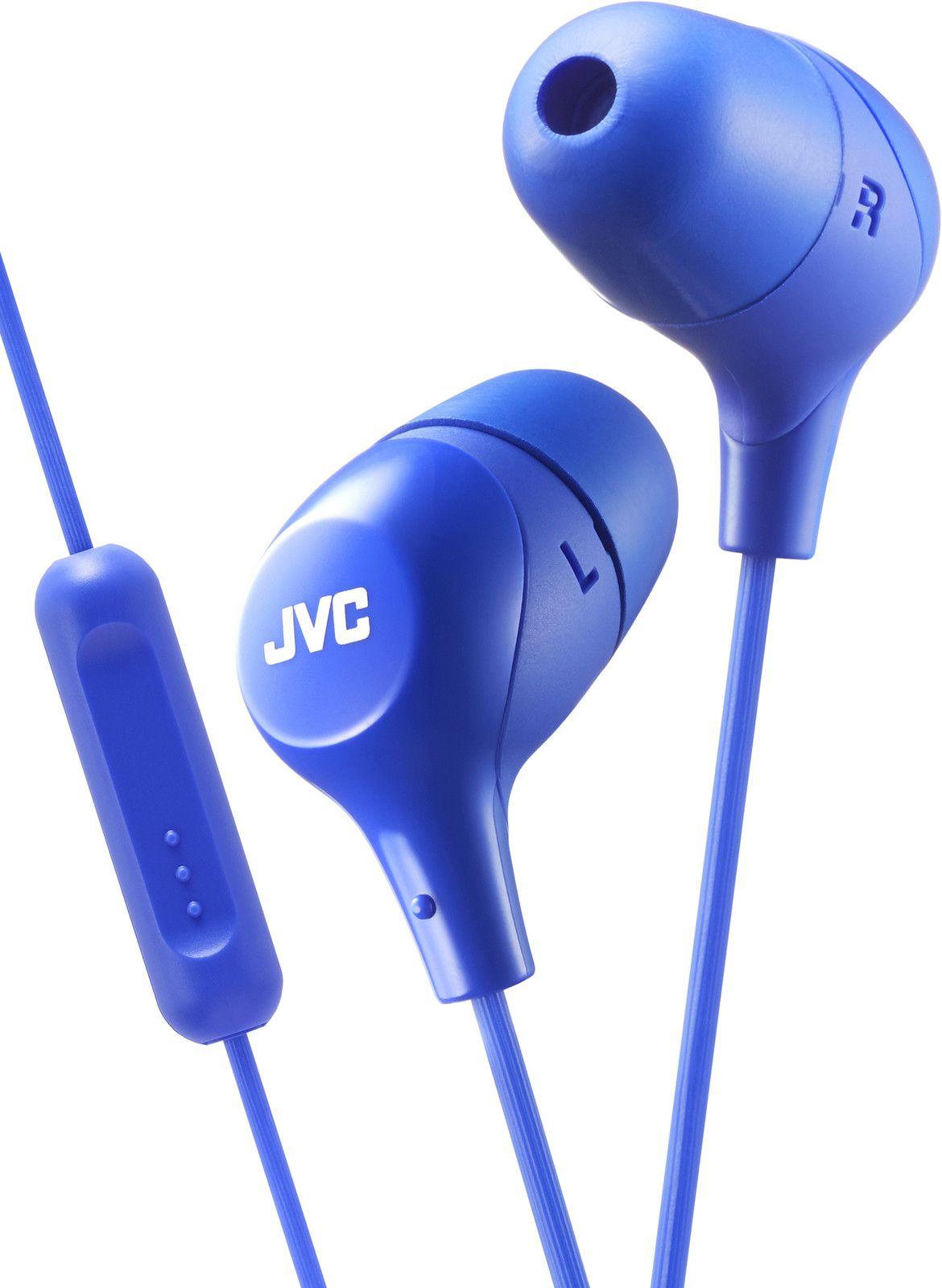 JVC Marsmallow with Mic - Blå