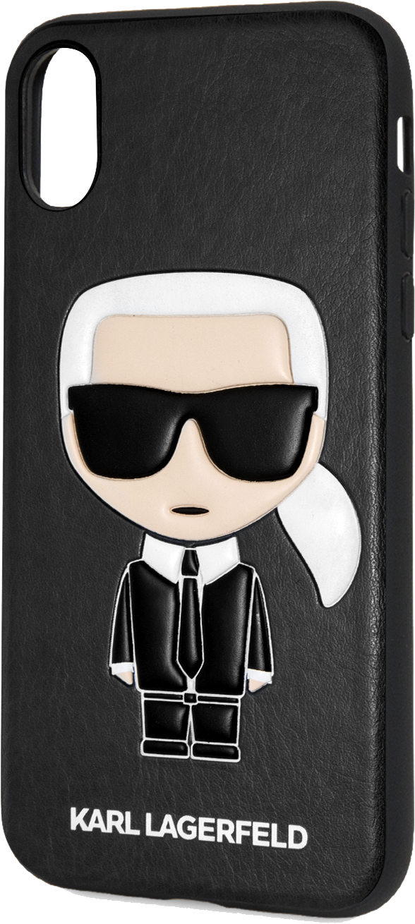 Karl Lagerfeld Iconic (iPhone X/Xs