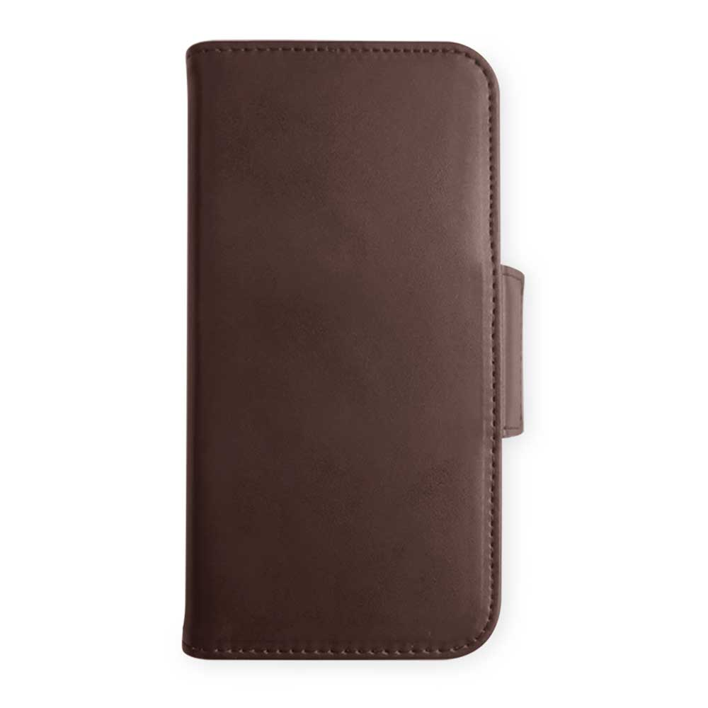 Key Slim Wallet Nordfjord (iPhone 12 mini) - Brun