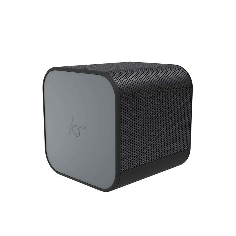 Kitsound Boom Cube Speaker - Grå
