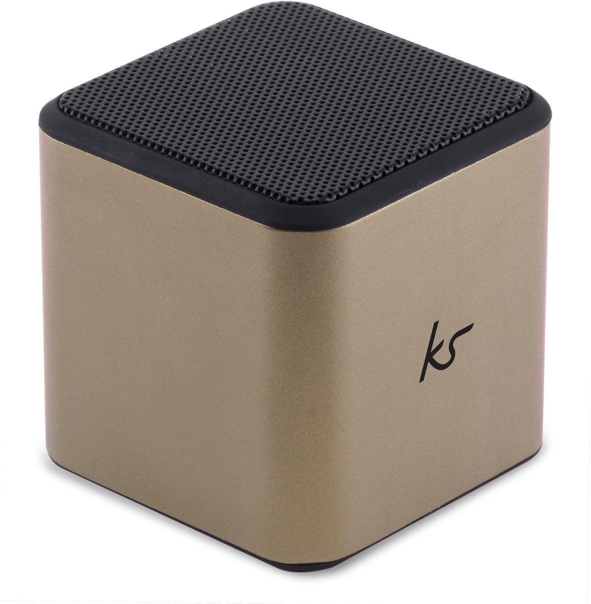 Kitsound Cube Wireless - Blå