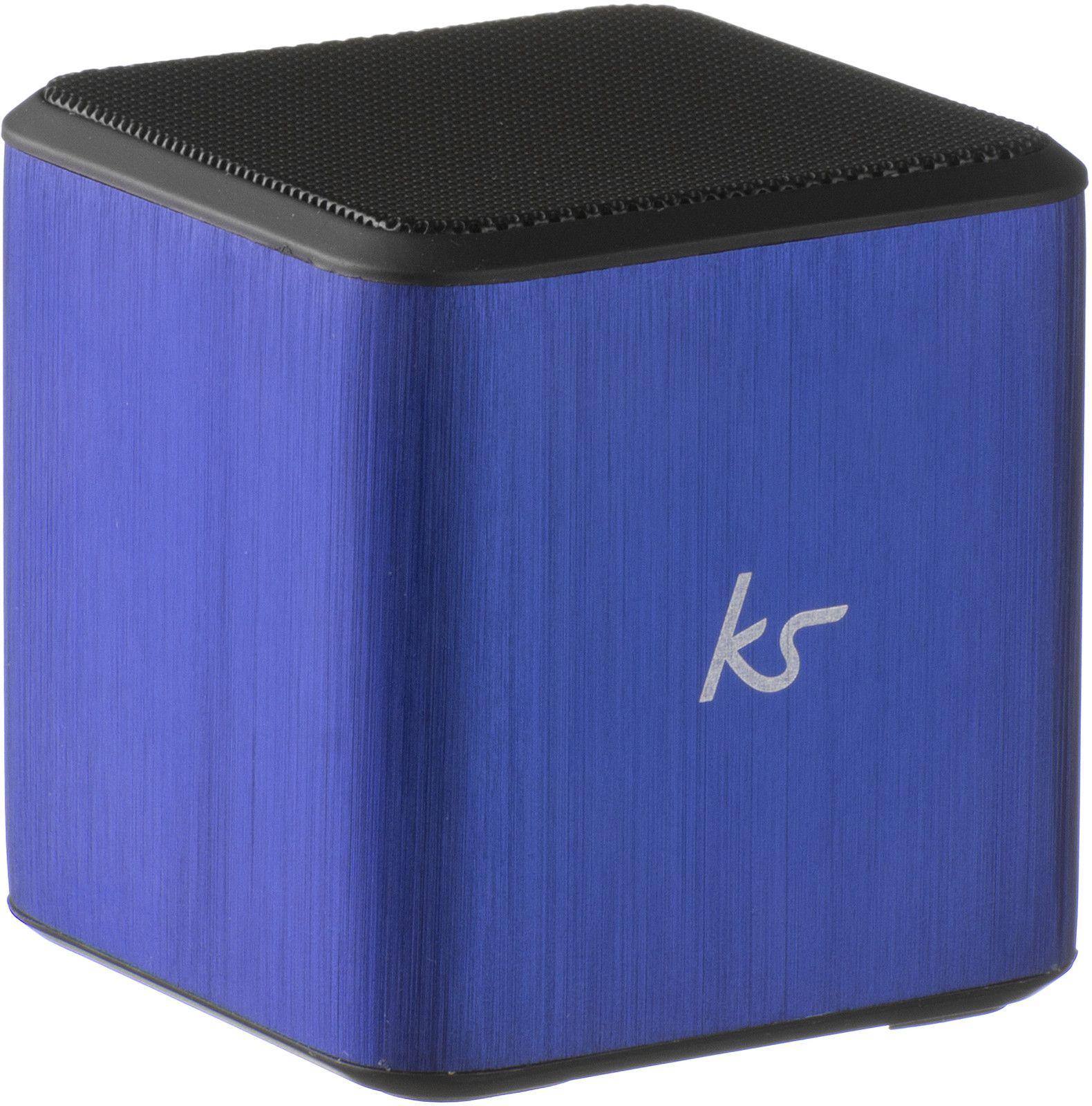 Kitsound Cube Wired - Blå