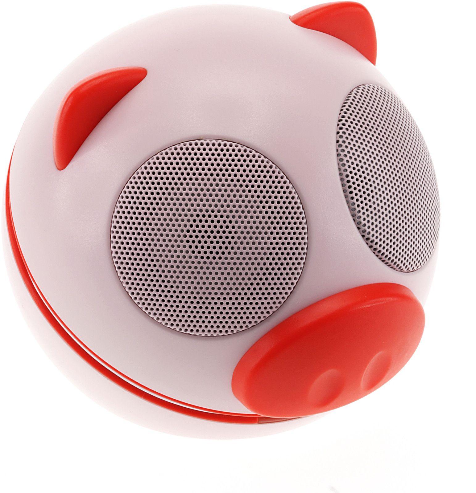 Kitsound Piggy XL - Portabel högtalare