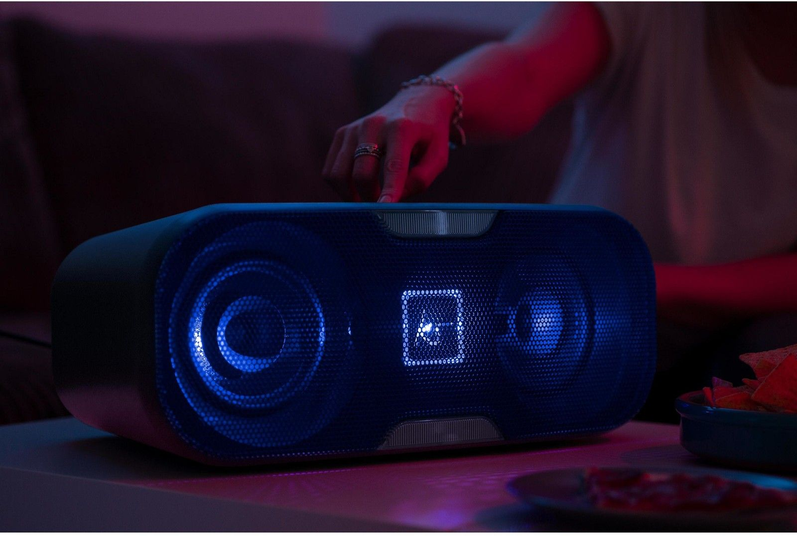 Kitsound Slam XL - Bluetooth Speaker