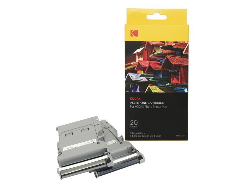 Kodak Cartridge 2,1x3,4