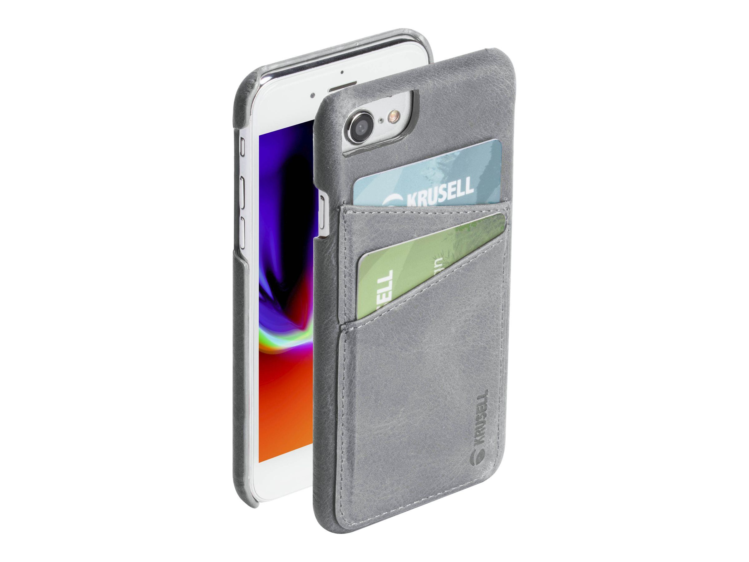 Krusell Sunne 2 Card Cover (iPhone 8/7/6/6S)