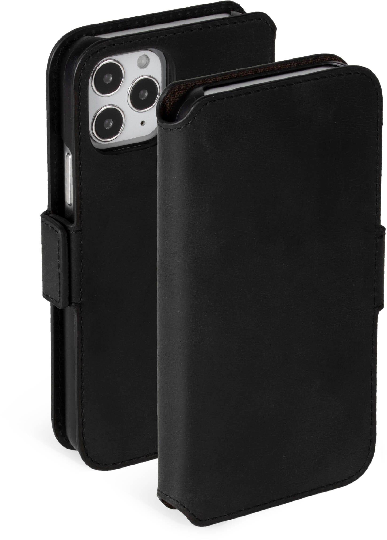 Krusell Sunne Phone Wallet (iPhone 12/12 Pro) - Brun