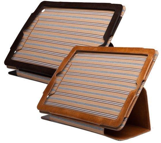 Nic & Mel – Peck Case (iPad) – Ljusbrun