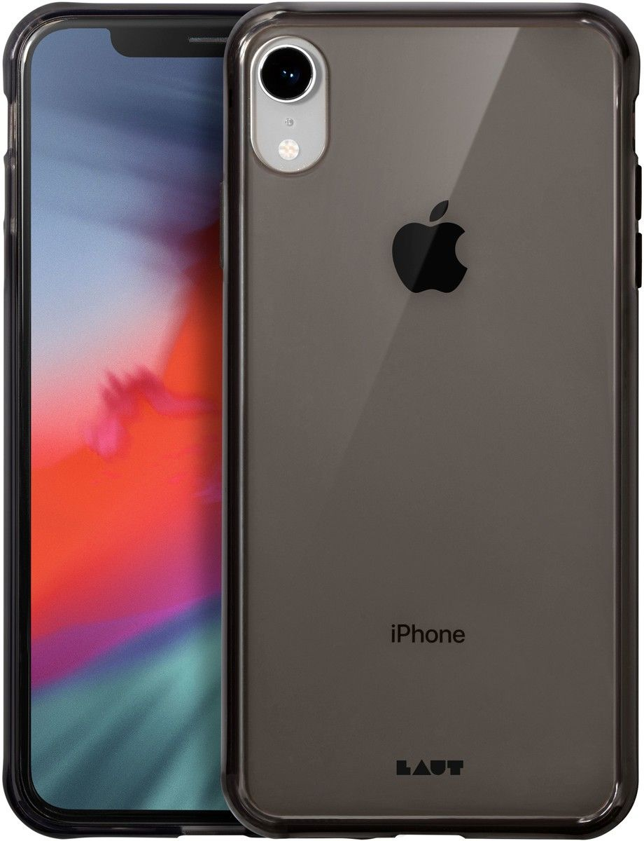 Laut Crystal-X (iPhone Xr) - Svart