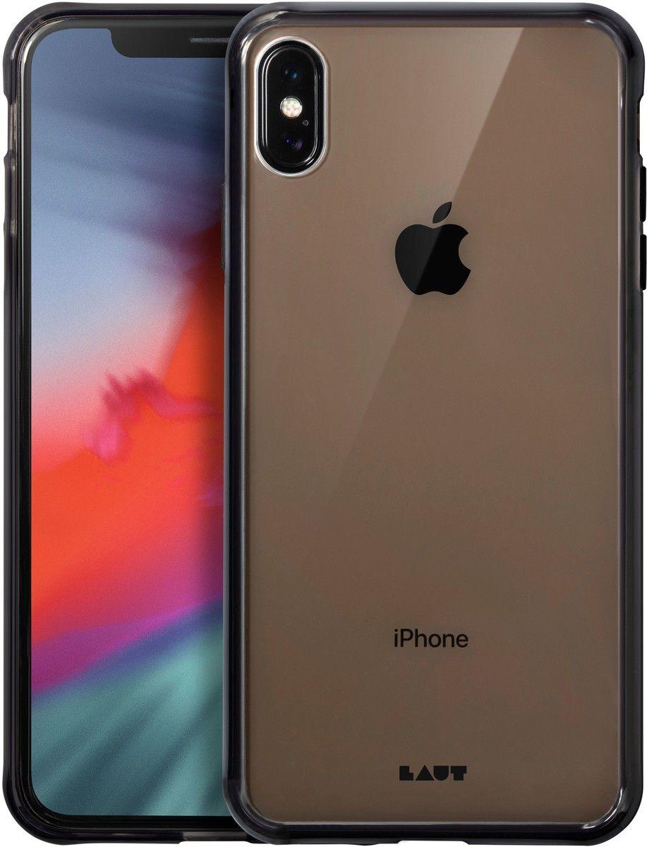 Laut Crystal-X (iPhone Xs Max) - Svart