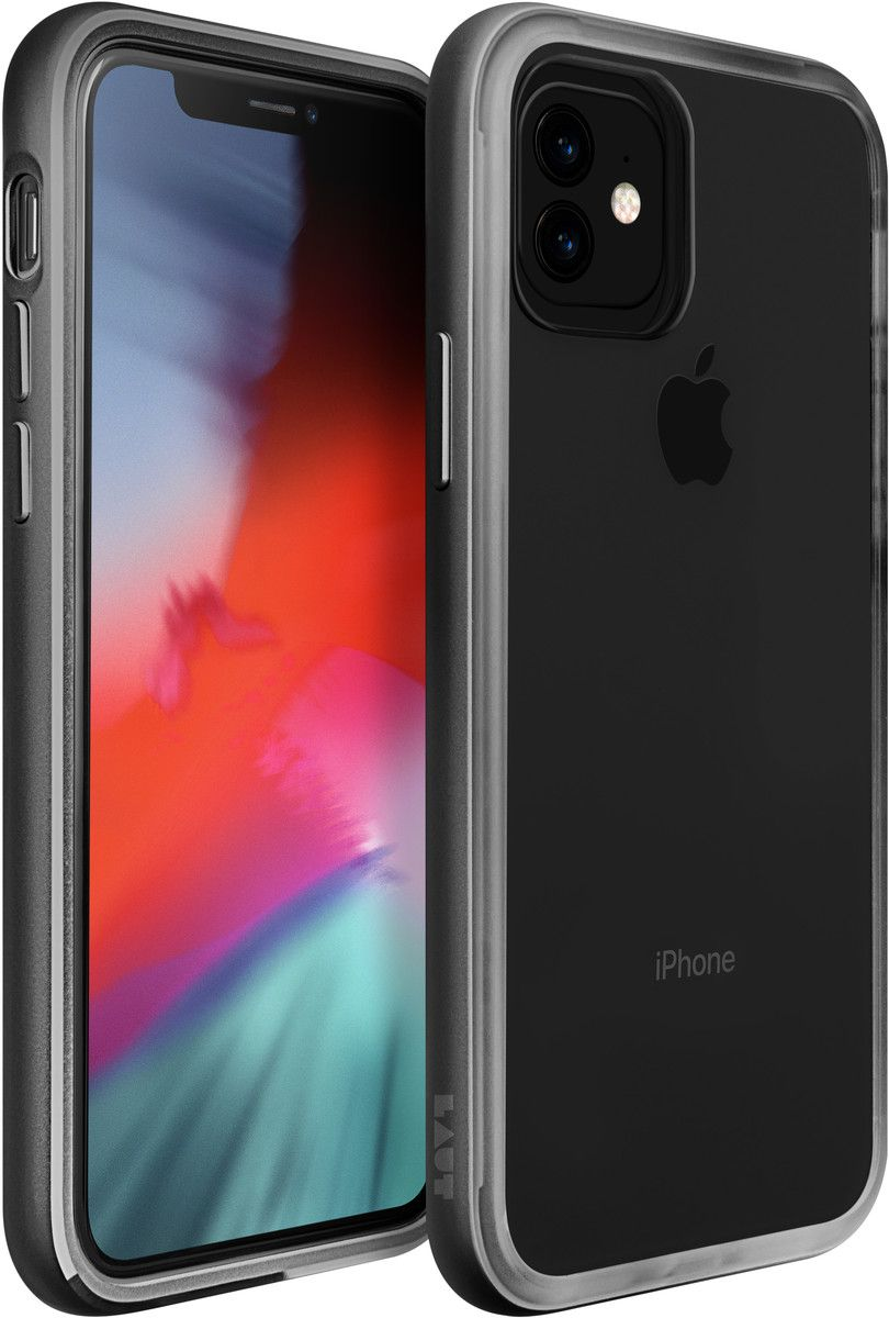 Laut ExoFrame Case (iPhone 11) - Silver