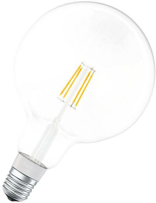 Ledvance Smart+ Filament Globe E27 Dimmable HomeKit