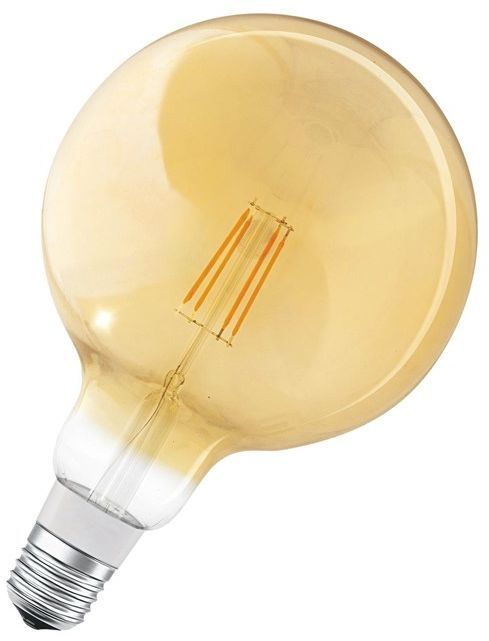 Ledvance Smart+ Filament Globe Gold E27 Dimmable HomeKit