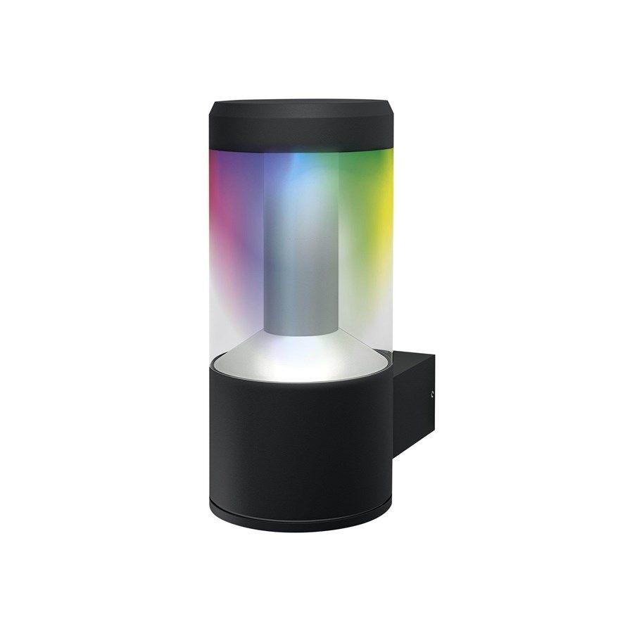 Ledvance Smart+ Outdoor Lantern Wall Multicolor HomeKit