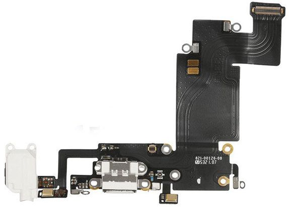 Lightningport med mic (iPhone 6S Plus)