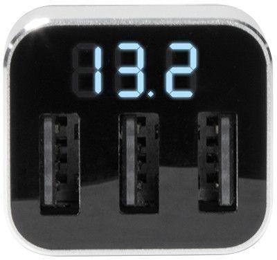 LogiLink USB-billaddare 3 uttag