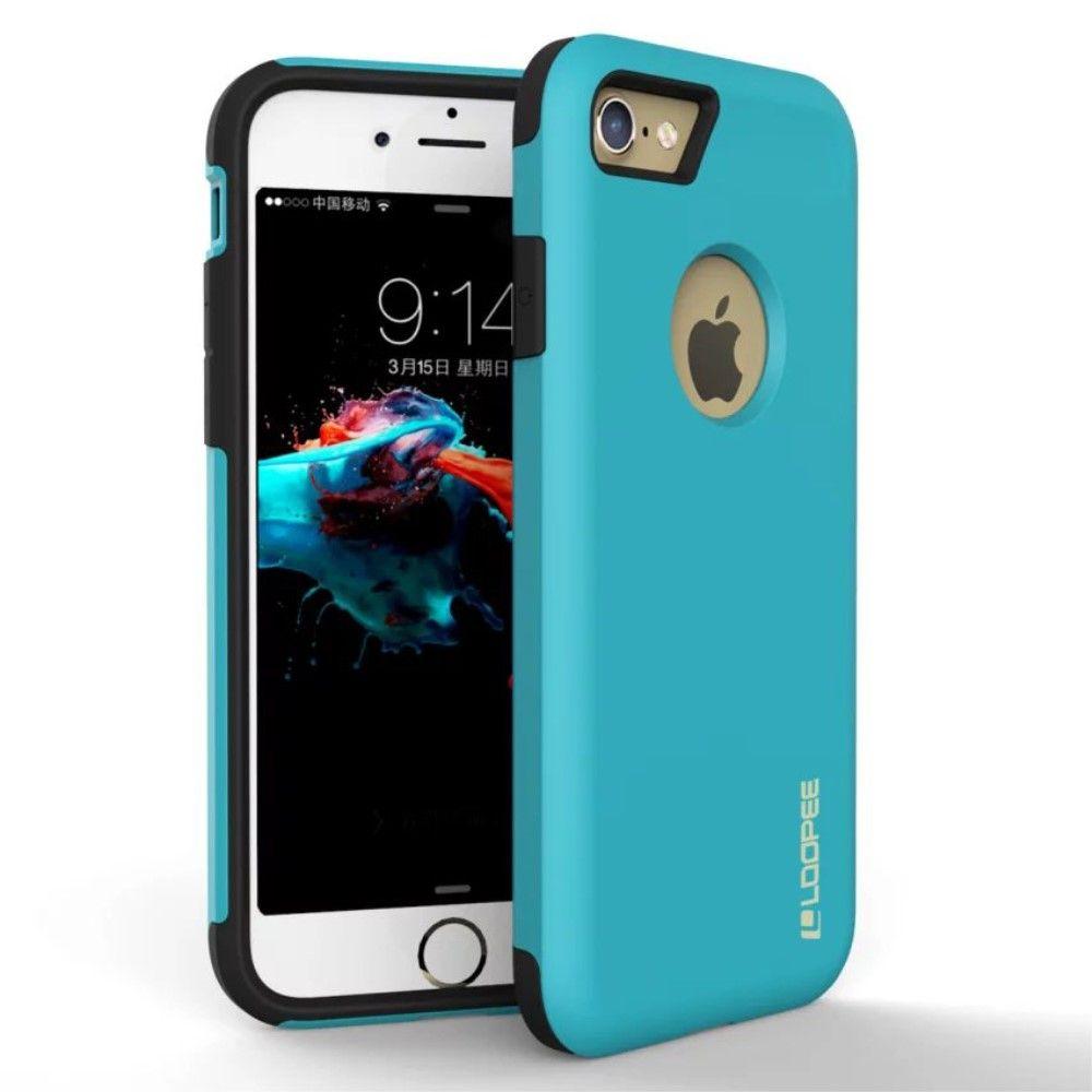 Loopee Hybrid Case (iPhone 7) – Guld