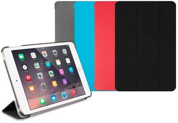 Macally Folio Stand (iPad mini 4) - Grå