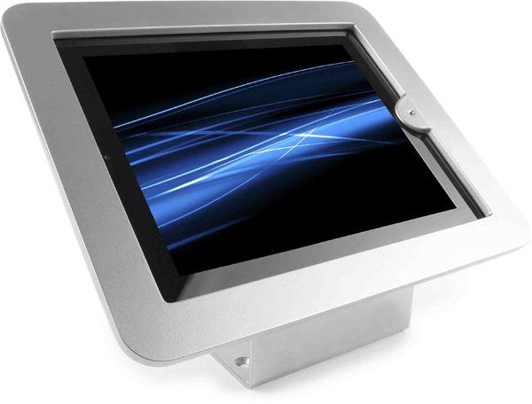 Maclocks – Enclosure Executive Kiosk (iPad) – Silver
