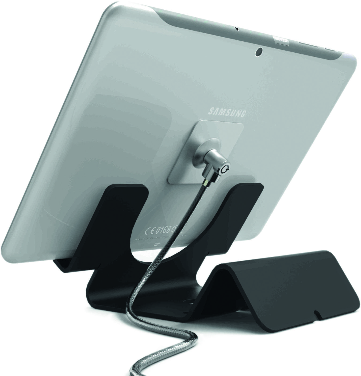 Maclocks Universal Tablet Security Holder (iPad) – Svart